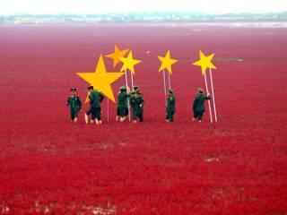 Китайцы запустили космический корабль с двумя китайцами на борту
