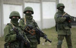 На админгранице с Крымом застрелился украинский солдат