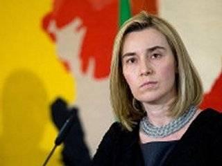 Магерини ничего не слышала о желании Евросоюза ввести новые санкции против России