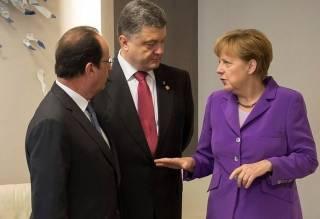 Порошенко, Меркель и Олланд договорились о «нормандских» посиделках