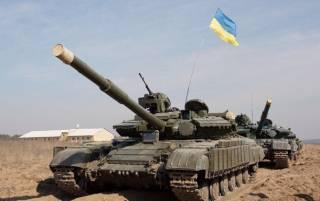 Украинские воины начали масштабные учения