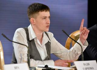 Савченко – Захарченко: Какой ты на х*** офицер?