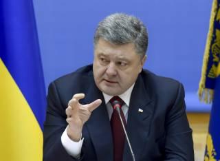 Порошенко переговорил с президентом Норвегии о Донбассе и Крыме