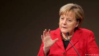 Меркель не ожидает чудес от встречи лидеров «нормандской четверки»