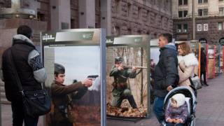 Из истории Украины начали стирать упоминания о красноармейцах