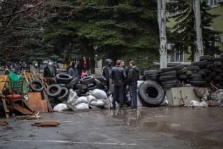 Славянск. Спусковой крючок большой войны