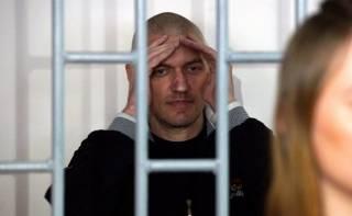 У Станислава Клыха произошел очередной психический срыв. Российскому суду на это плевать