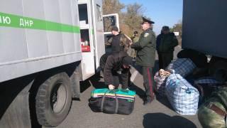 Боевики передали украинской стороне 23 заключенных