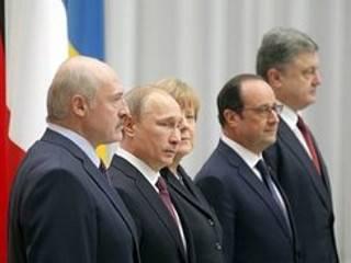 Если верить Кремлю, Путин едет на встречу «нормандской четверки» чисто сверить часы