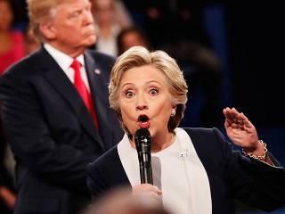 Трамп и Клинтон готовятся к последним дебатам. Осталось несколько часов