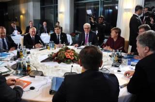 10 тезисов о встрече в Берлине: новое соглашение в ноябре, выборы, граница