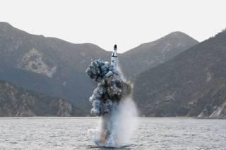 КНДР попыталась запустить очередную ракету