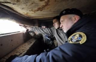 Турчинов: Все попытки прорвать нашу линию обороны — обречены