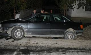 На Закарпатье пьяный священник сел за руль. Трое погибших
