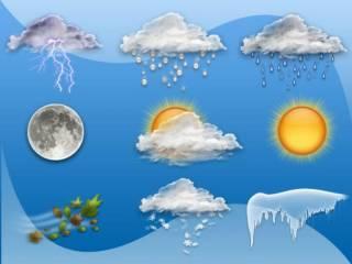 В Украину опять идут дожди