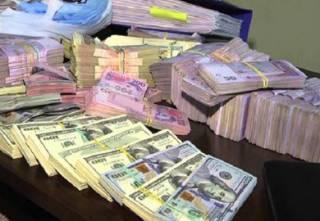 В Херсоне задержан курьер «конверта» с миллионом налички