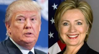Трамп стремительно подбирается к Клинтон