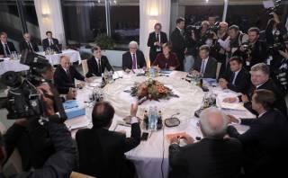 Рупор Путина рассказал об отсутствии общего языка на «нормандской» встрече
