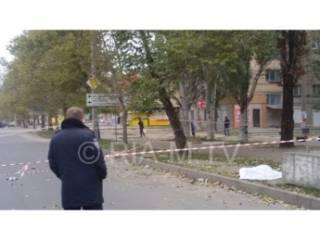 В Мелитополе у кафе произошла стрельба. Погибли два человека