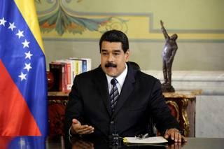 Импичмент еще лишь только забрезжил на горизонте, а президент Венесуэлы уже проникся теплыми чувствами к США