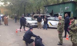 В Киеве совершено вооруженное нападение на полицейских