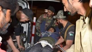 В Пакистане вооруженные люди напали на общежитие курсантов. Около 60 погибших