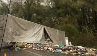На Ровенщине придумали новый способ утилизации львовского мусора