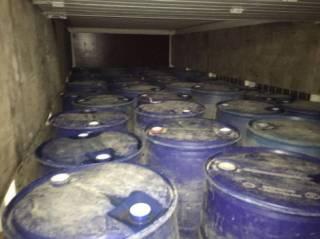 В Луцке изъяли 18 тонн суррогата