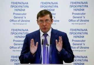 Луценко не исключает передачу дел Майдана в Международный суд