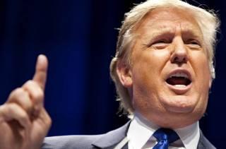 Трапм: Если мы послушаем Клинтон, все закончится Третьей мировой войной