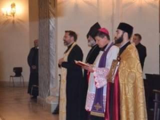 Богослужения в память жертв ликвидации Армяно-католической церкви в Западной Украине прошли в разных регионах
