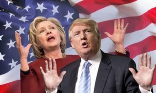 Клинтон vs Трамп. Кто хуже для Украины?