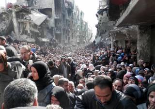 Правозащитники: В Сирии погибли не менее 300 мирных жителей