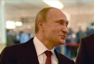 Популярность Путина среди россиян снова зашкаливает