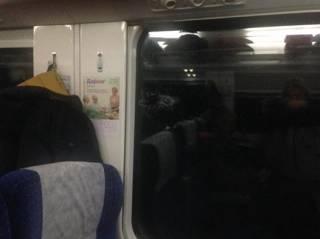 На пути в Полтаву неизвестные забросали камнями поезд с бойцами АТО