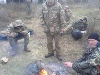 В тылу разгорелся скандал: бойцов вывели из АТО в свинские условия