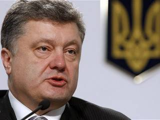 Порошенко рассказал о трагической реальности, с которой столкнулась Украина спустя 72 года после освобождения от нацистов