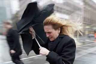 В Украине объявили очередное штормовое предупреждение