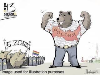 Российские дипломаты наглядно показали, что воспринимают европейцев, как стадо свиней с нетрадиционной сексуальной ориентацией