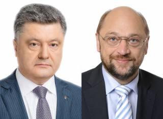 В ЕП есть большинство для предоставления Украине безвизового режима, - Шульц