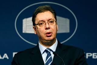 В Сербии рядом с домом семейства премьер-министра найден целый склад с оружием