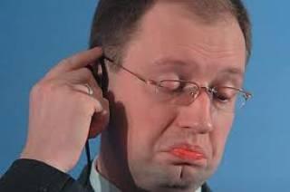 Яценюк не подал декларацию. В партии объяснили почему
