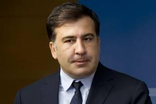 Саакашвили обнародовал свои доходы