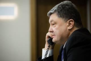 Порошенко, Туск и Шульц договорились активизировать усилия по украинскому безвизу