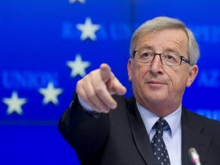 Юнкер готов объединить усилия с премьером Голландии ради Украины