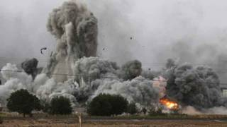 Более половины россиян одобряют бомбежку Сирии