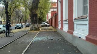 В Кропивницком в помещении спецназа прогремел взрыв