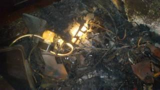 Пожар на Виннитчине унес жизни двоих взрослых и ребенка