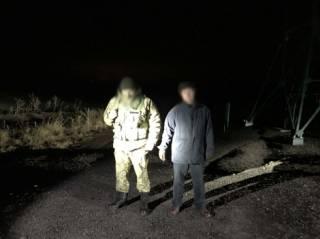 Участник захвата Харьковской ОГА пытался сбежать в Россию. Пограничники были начеку