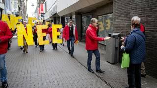 Нидерланды не хотят пускать Украину в Евросоюз